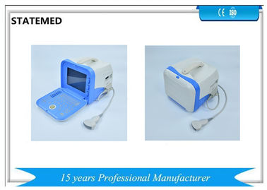 الصين Portable Cow Veterinary Ultrasound Scanner Depth Display 190mm For Pregnancy Test المزود